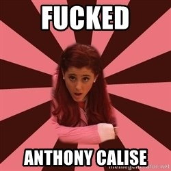 Ariana Grande - Fucked anthony calise