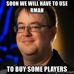 Jay Wilson Diablo 3 - SOON WE WILL HAVE TO USE RMAH TO BUY SOME PLAYERS