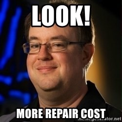 Jay Wilson Diablo 3 - Look! More repair cost