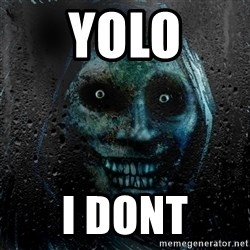 NEVER ALONE  - Yolo i dont