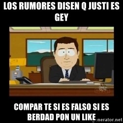 poof it's gone guy - los rumores disen q justi es gey compar te si es falso si es berdad pon un like