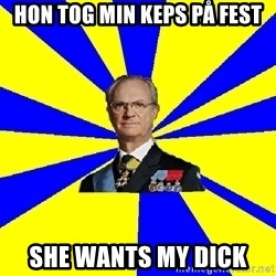 swedishproblems.tumblr.com - Hon tog min keps på fest she wants my dick
