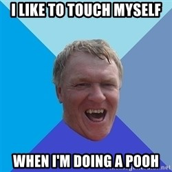 YAAZZ - i like to touch myself when i'm doing a pooh