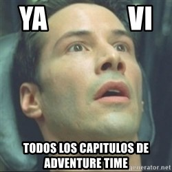 i know kung fu - Ya               vi todos los capitulos de adventure time