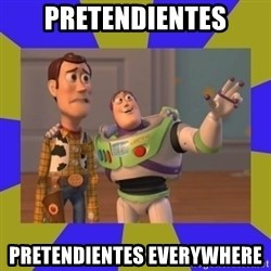 buzz lightyear 2 - Pretendientes pretendientes everywhere