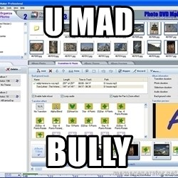 Maker - u Mad  Bully