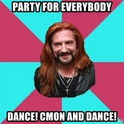 Just Djigurda - party for everybody dance! cmon and dance!