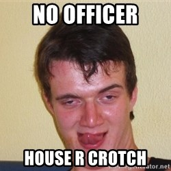 [10] guy meme - no officer house r crotch