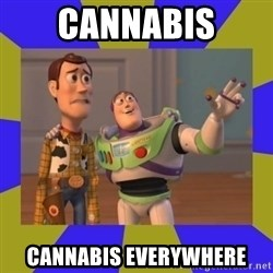buzz lightyear 2 - CANNABIS CANNABIS everywhere