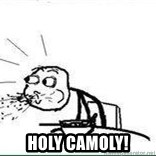 Cereal Guy Spit - Holy camoly!