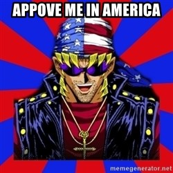 bandit keith - Appove me in america