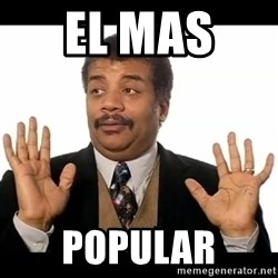 AY YA - el mas  popular