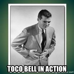 well played - TOCO BELL IN ACTION