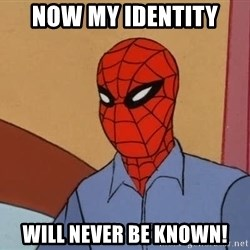 Gangsta Spiderman - Now My identity Will never be known!