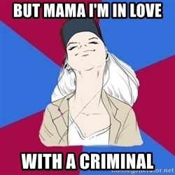 Jim Moriarty fan  - but mama i'm in love with a criminal