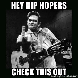 Johnny Cash - hey hip hopers check this out