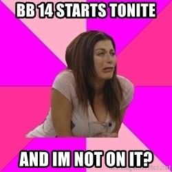 Big Brother: Rachel Reilly - BB 14 Starts tonite and im not on it?