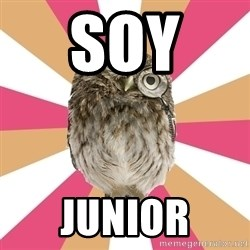 Eating Disorder Owl - soy  junIOr