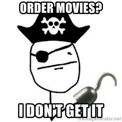 Poker face Pirate - Order movies? I don't Get it