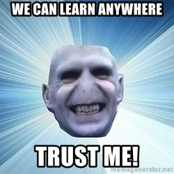 vold - We can learn anywhere Trust me!