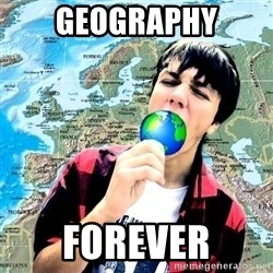 CRAZY_GEOGRAPHY - Geography forever
