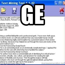 Text - GE