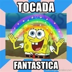 Spongebob Imagination - tocada fantastica