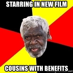 Abo - StarRing in new film Cousins with benefits