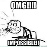 Cereal Guy Spit - OMG!!!! Impossible!!