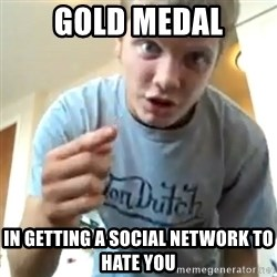 Rileyy_69 - Gold medal in getting a social network to hate you