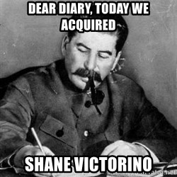 Dear Diary - dear diary, today we acquired shane victorino