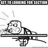 Cereal Guy Spit - get to looking for section .................................?