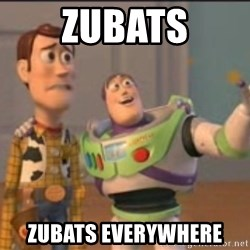 X, X Everywhere  - zubats zubats everywhere