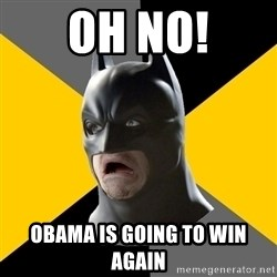 Bad Factman - Oh No! Obama is going to win again