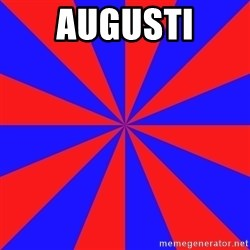 background picture - augusti