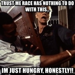Annoying zombie - trust me race has nothing to do with this... im just hungry, honestly!!