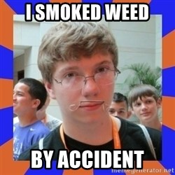 LOL HALALABOOS - i smoked weed  by ACCIDENT