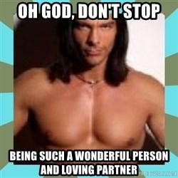 Considerate Boyfriend Nick Manning - oh god, Don't stop being such a wonderful person and loving partner