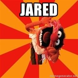 Animal Muppet - Jared