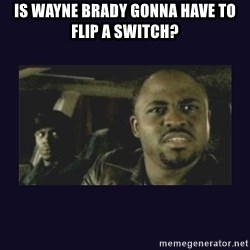 Wayne Brady - IS WAYNE BRADY GONNA HAVE TO FLIP A SWITCH?