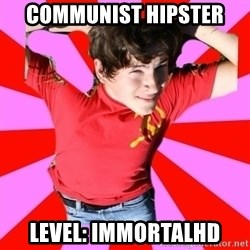 Model Immortal - Communist Hipster Level: ImmortalHD