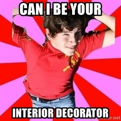 Model Immortal - Can I be your interior decorator