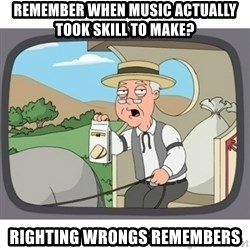 Pepperidge Farms Remembers FG - Remember when music actually took skill to make? righting wrongs remembers