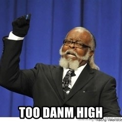 The tolerance is to damn high! - too danm high