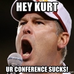 Pauw Whoads - hey kurt ur conference sucks!
