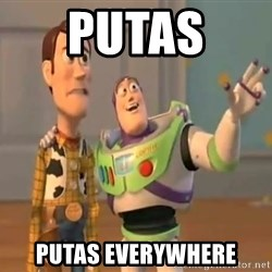 X, X Everywhere  - putas  putas everywhere