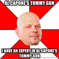 Pawn Stars - al capone's tommy gun i have an expert in al capone's tommy gun