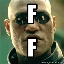 what if i told you matri - f f