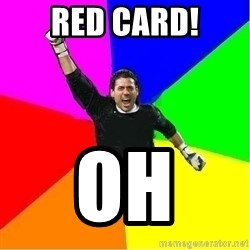 cool_goalkeeper - RED CARD! OH