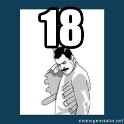 Freddy Mercury - 18